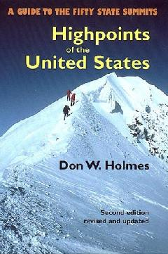 Highpoints of the United States by Don Holmes