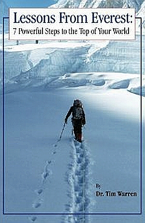 Lessons from Everest by Tim Warren