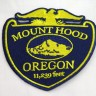 Patch-Oregon (Mount Hood)