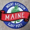 Patch-Maine (Katahdin)